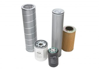 Filters for pumps Truck mixer spare parts